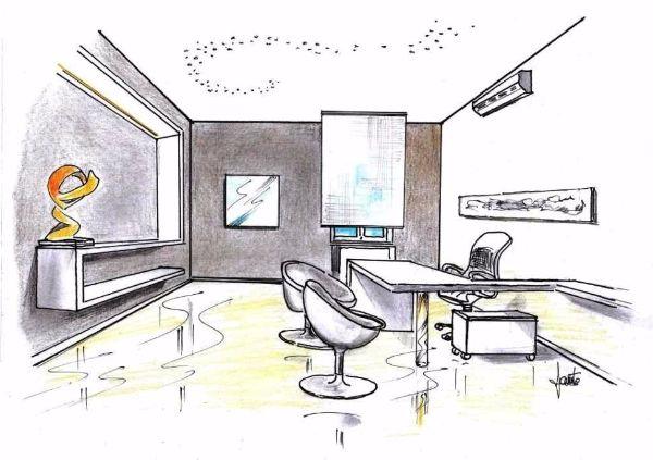 Ufficio gesticasa for Disegni mobili